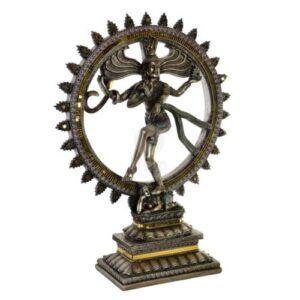 Figura de Nataraya en resina